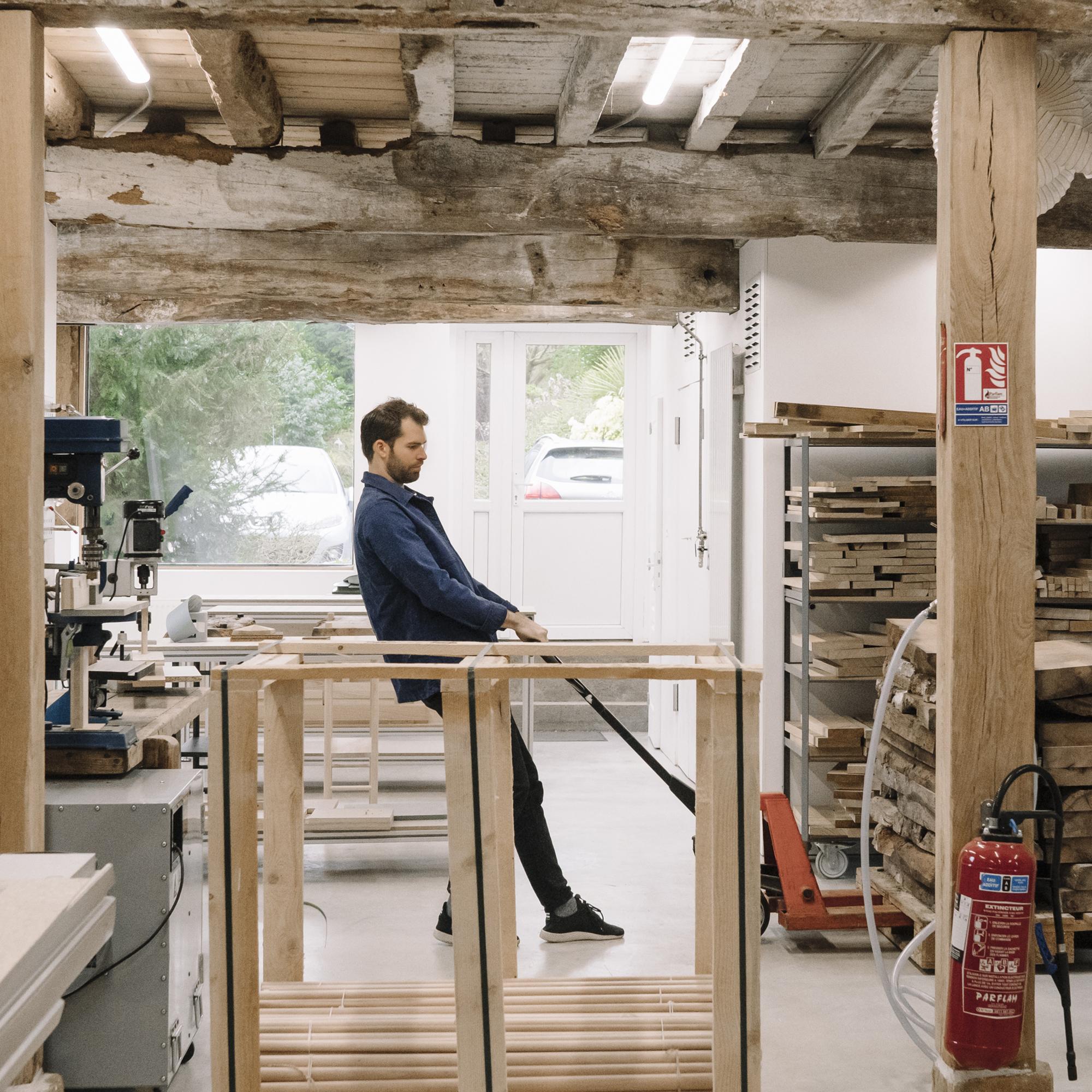 atelier artisanat ébéniste